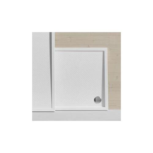 HÜPPE Purano Rechteck Duschwanne L: 90 B: 90 H: 4 cm weiß 202161055