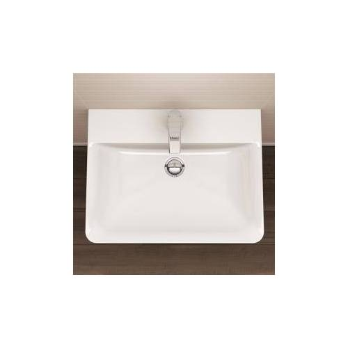 Ideal Standard Air Waschtisch B: 60 T: 46 cm weiß, mit Ideal Plus E0298MA