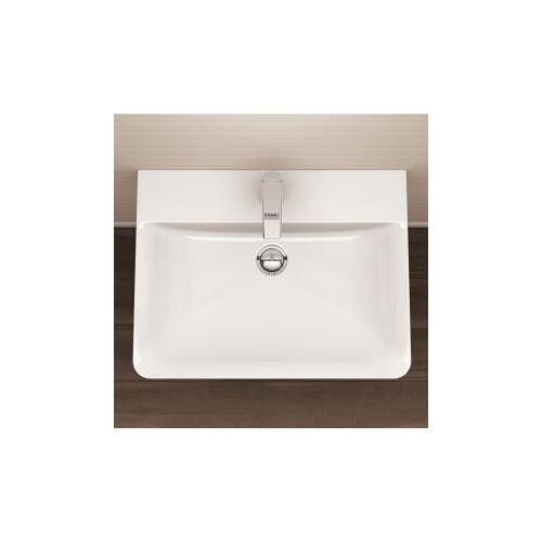 Ideal Standard Air Waschtisch B: 65 T: 46 cm weiß, mit Ideal Plus E0297MA