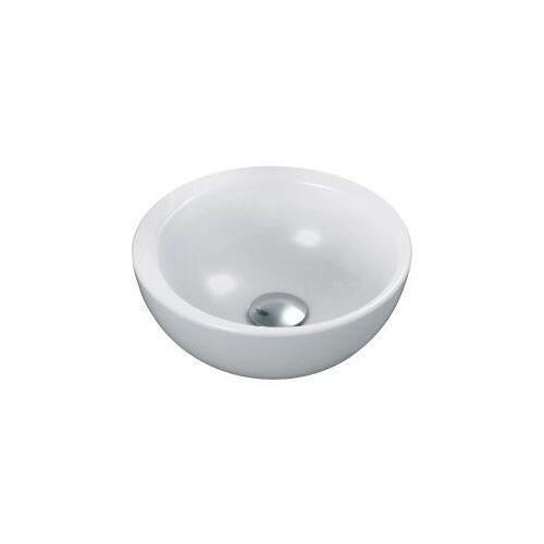 Ideal Standard Waschtisch Ø 34 H: 15,5 cm weiß K079301
