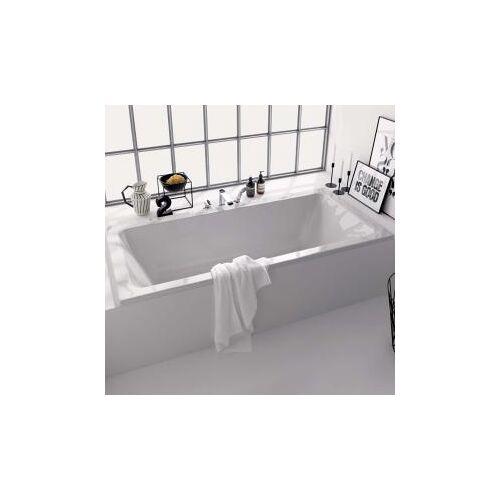 Geberit iCon Rechteck-Badewanne L: 190 B: 90 H: 45 cm 650490000