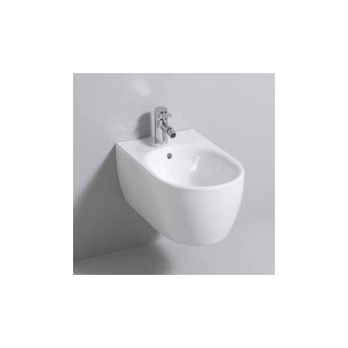 Geberit iCon Wand-Bidet L: 54 B: 35,5 cm weiß 234000000