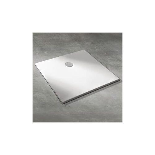 Koralle T400 Rechteck-Duschwanne L: 100 B: 100 cm weiß, mit Gelcoat VQ151100100201