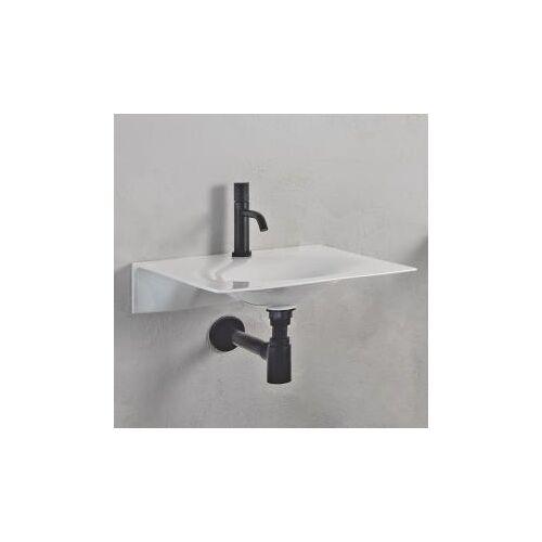 Scarabeo Veil Waschbecken B: 60,5 T: 46 cm weiß, mit BIO System Beschichtung 6102BK