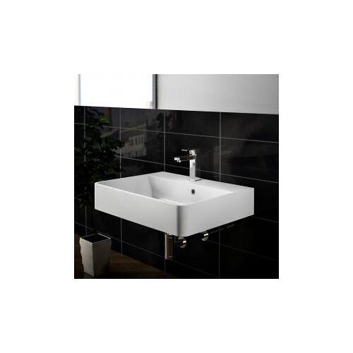 Treos Serie 710 Waschtisch B: 60 T: 45 cm mit 1 Hahnloch 710.04.6045