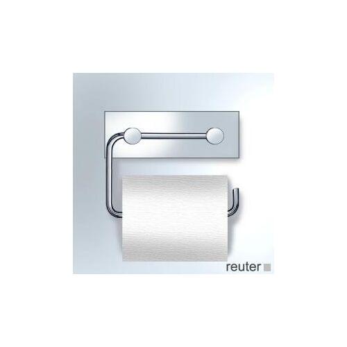 Vola T12 Papierhalter für eine WC-Rolle chrom T12-16