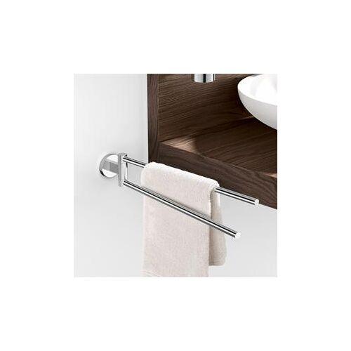 Zack SCALA Handtuchhalter, schwenkbar 40060