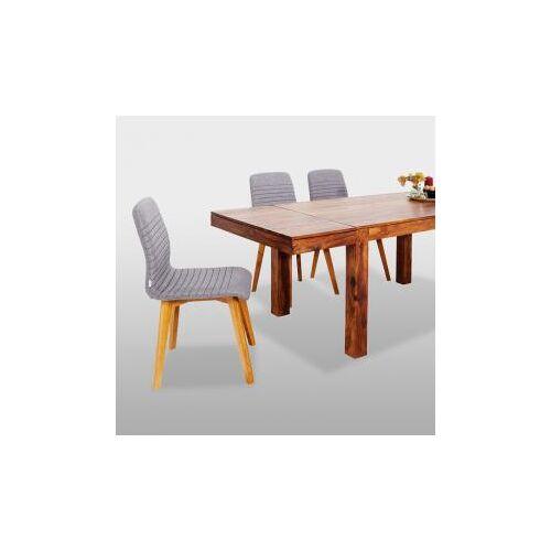 KARE Design Lara Stuhl B: 440 H: 920 T: 450 mm, eiche/grau 80862
