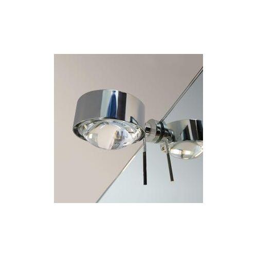 Top Light Puk Fix + Spiegel-Schraubklemmleuchte, Halogen Ø 8 T: 11 cm, chrom 2-08032, EEK: A+