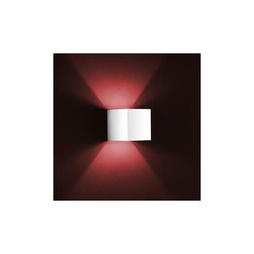 Helestra SIRI Wandleuchte B: 10 H: 10 T: 10 cm, weiß matt 18/1175.07, EEK: A++