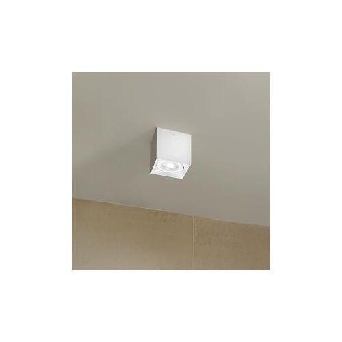 Milan Dau Deckenspot B: 8 H: 8,7 T: 8 cm, weiß 3118, EEK: A++