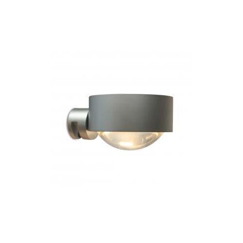 Top Light Puk Fix Spiegel-Schraubklemmleuchte, Halogen Ø 8 T: 10 cm, chrom matt 2-08011, EEK: A+