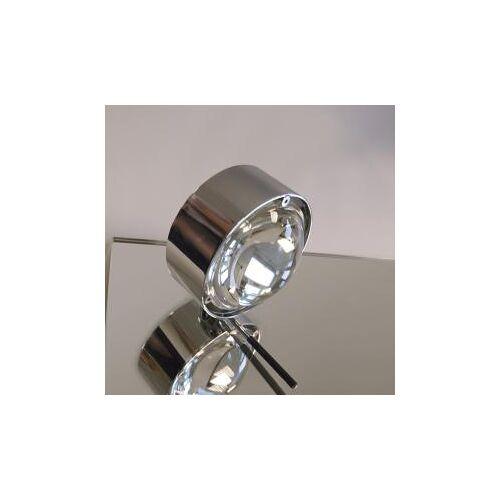 Top Light Puk Mirror + Spiegeleinbauleuchte drehbar, Halogen Ø 8 cm, chrom 2-08412, EEK: A+