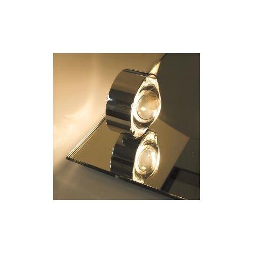 Top Light Puk Mirror Spiegeleinbauleuchte, Halogen Ø 8 cm, chrom 2-08212, EEK: A+