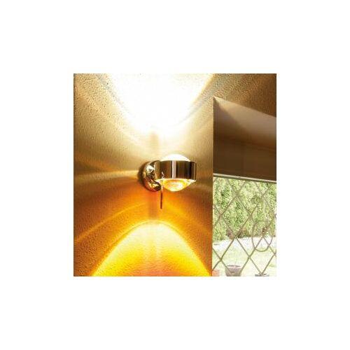 Top Light Puk Wall + Wandleuchte, Halogen Ø 8 T: 11 cm, chrom 2-0802, EEK: A+
