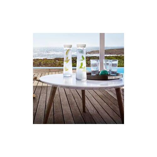 Blomus SPLASH Wasserkaraffe Ø 90 H: 295 mm, beige/klar 63780