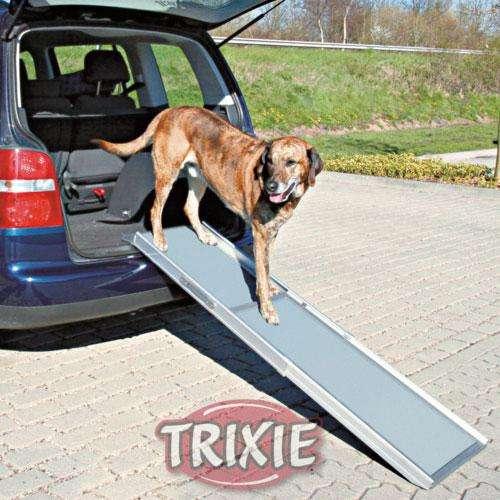 Trixie PetWalk Teleskop-Rampe