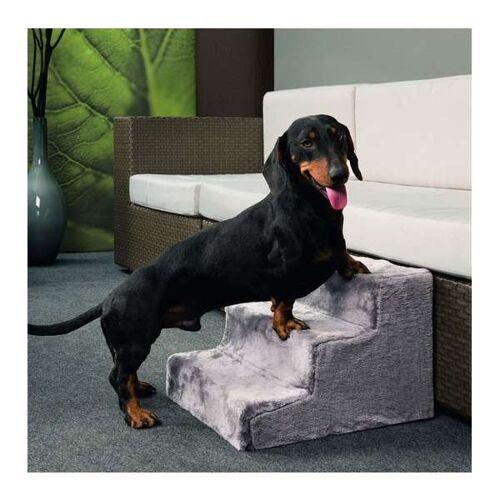 Karlie Hundetreppe EASY STEP - Grau - 41 x 29,5 x 43 cm