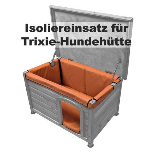 Trixie ThermODog Isolierung für NATURA Flachdach-Hundehütte - XL
