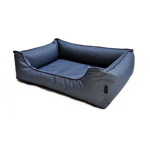 Lebon Hundebett Paula PLUS - Grau - 100 x 75 cm
