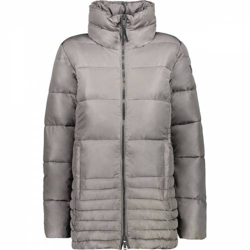 CMP Damen Thinsulate Mid Jacke Grau L