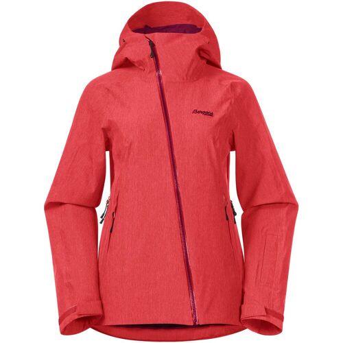 Bergans Damen Hafjell Ins Jacke Rot M