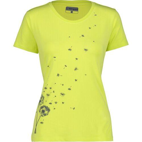Bergzeit Damen Bergzeit T-Shirt Gelb XL