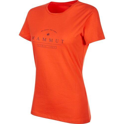 Mammut Damen Seile T-Shirt