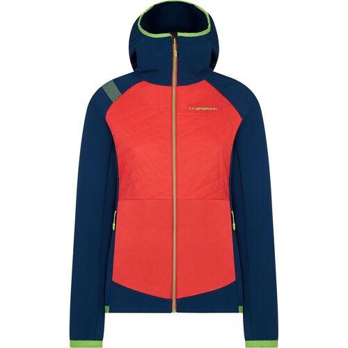 La Sportiva Damen Kobik Hoody Jacke Rot S
