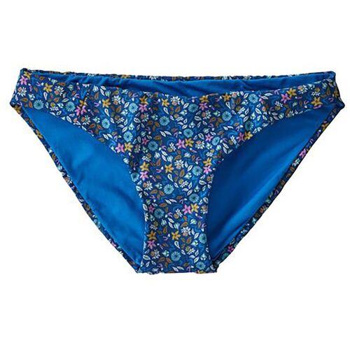 Patagonia Damen Sunamee Bikini Hose Blau XS