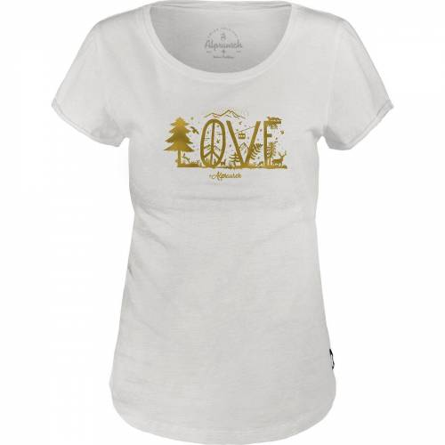 Alprausch Damen Alplove T-Shirt