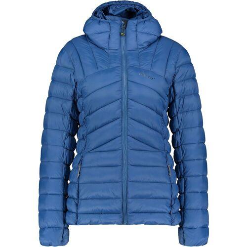Meru Damen Hawera Jacke Blau XL