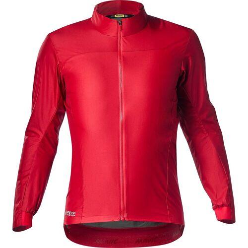 Mavic Herren Marin Jacke Rot XL