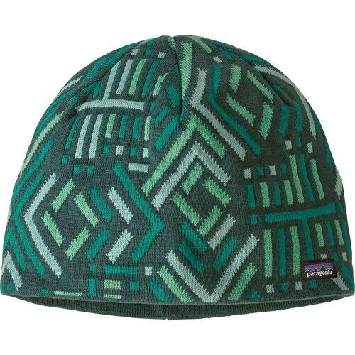 Patagonia Beanie Mütze Grün