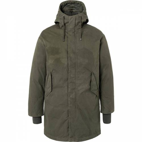 LangerChen Herren Stockton Down Parka