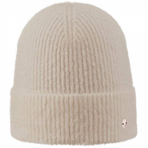 Areco Zierphysalis Mütze Weiß