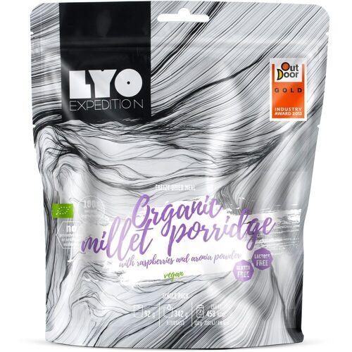 Lyofood Bio-Porridge mit Apfel,Preiselbeeren,Zimt