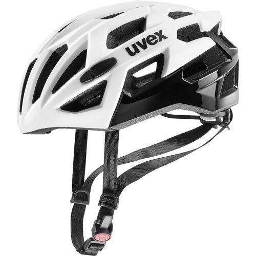 Uvex Race 7 Fahrradhelm Weiß