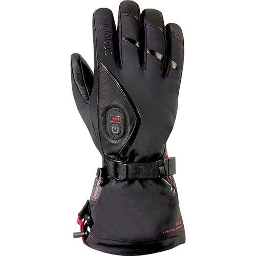 Snowlife Damen Heat GTX Handschuhe Schwarz