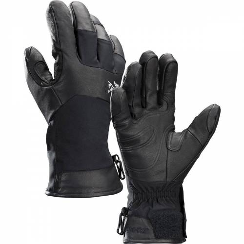 Arcteryx Sabre Handschuhe Schwarz XS