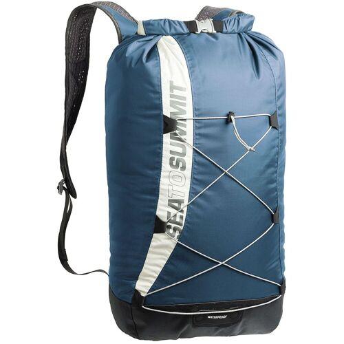 Sea to Summit Sprint Drypack Rucksack Blau