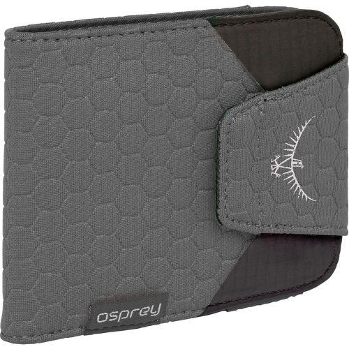 Osprey QuickLock RFID Wallet Geldbeutel Grau