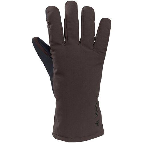 Vaude Manukau Handschuhe Braun XL