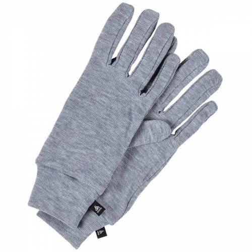 Odlo Warm Handschuhe Grau XXS