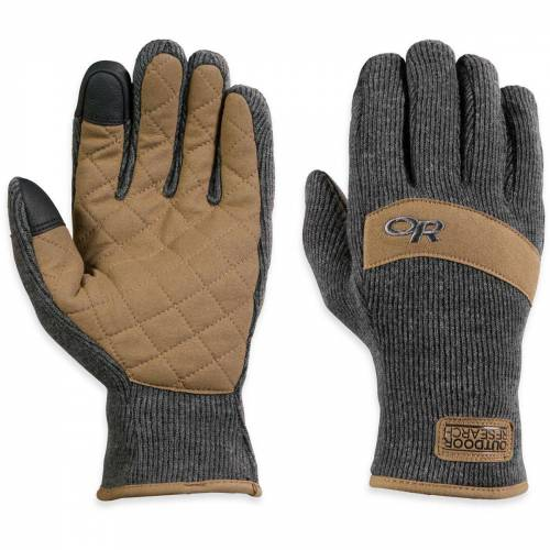 Outdoor Research Exit Sensor Handschuhe Grau XS