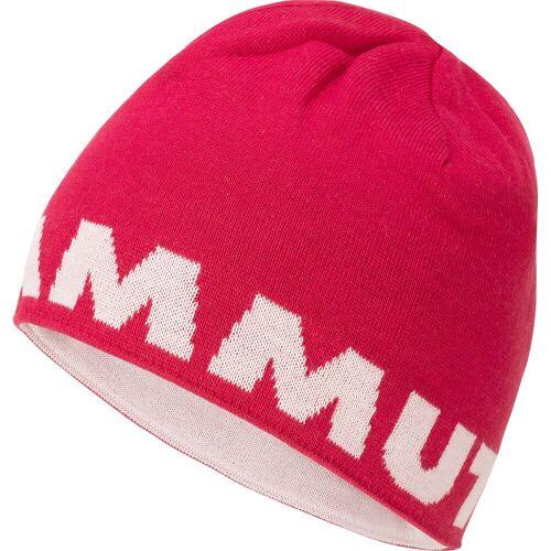 Mammut Logo Mütze