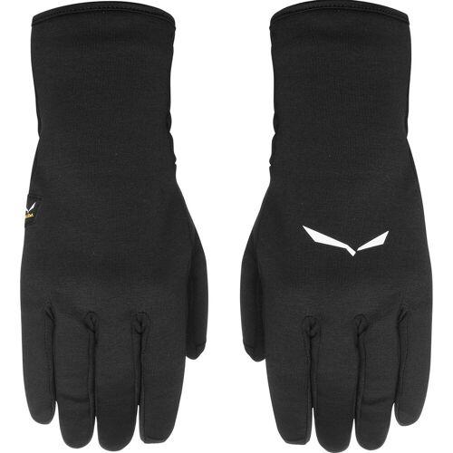 Salewa Ortles Handschuhe Schwarz M