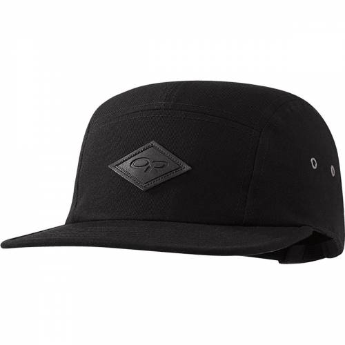 Outdoor Research High 5 Panel Cap Schwarz