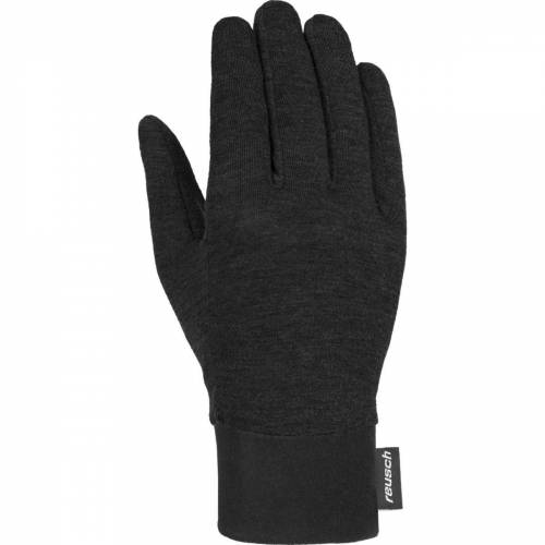 Reusch Primaloft Silk Liner Handschuhe Schwarz 7