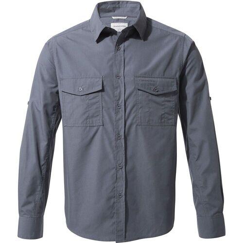 Craghoppers Herren Kiwi LS Hemd